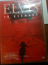 ELVIS IN GERMANY - WATERFALLSTUDIOS - 2003 - DVD - M