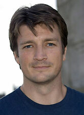 PHOTO NATHAN FILLION  PORTRAIT (CASTLE) - 11X15 CM #9