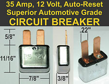 35A 12V CIRCUIT BREAKER Auto Reset 35 Amp 12 Volt Automotive GM General Motors