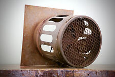 Vintage Ventillation Electric Fan Vent Exhaust Industrial Steampunk Ceiling old