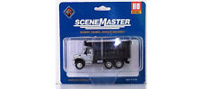 WALTHERS SCENEMASTER HO SCALE 1:87 International(R) 7600 DUAL AXLE COAL TRUCK