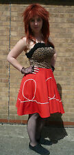 80's Cyndi Lauper - Girls Just want to have Fun Costume , size 10/12