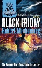 Black Friday (CHERUB), Muchamore, Robert, New Books
