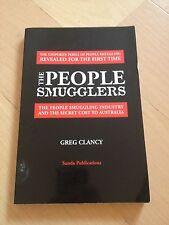 GREG CLANCY, THE PEOPLE SMUGGLERS