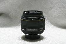 Sigma DC 30 mm F/1.4 EX HSM Lens For nikon