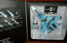 72-SU27-001 Sukhoi Su-27 Flanker-B Ukrainian AF JC Wings 1:72 diecast model