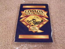 Rare Sporting News CONLON COLLECTION 1993 FanFest Factory Sealed Promo Pack