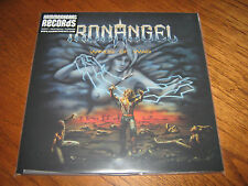 "IRON ANGEL ""Winds of War"" LP  morbid saint deathrow"