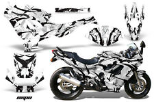 AMR Racing Graphic Kit Wrap Part Suzuki GSXR 600/750F Street Bike 88-97 EXPO BLK