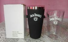 Shaker Barman Jack Daniel's Professionale Con Scatola e Bicchiere Originale