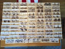 Boxed Set -83 STEREOVIEWS OF EGYPT-Underwood & Underwood Stereo Cards/Collection