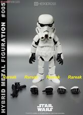 86hero 2012 Herocross Hybrid Metal Figuration #005 Star Wars Stormtrooper Figure