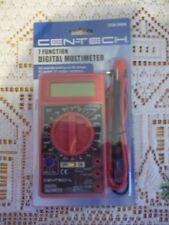 NEW Cen-Tech 69096 7-Function Digital Multimeter Voltmeter Ammeter Ohmmeter