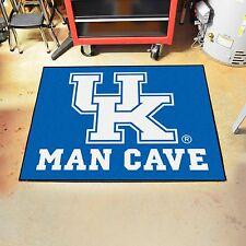 """Kentucky Wildcats Man Cave All Star Area Rug Floor Mat 34"""" X 43"""""""