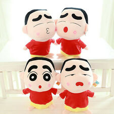 Crayon Shin-chan Plush Toy Squinting Doll Lover Birthday Gifts 35cm Cosplay