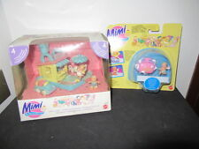 Mimi And The Goo Goos - Playsets Hamburger drive in - Polly Pocket Mattel