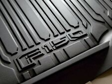 OE 15-17 Ford F-150 CONTOURED ALL WEATHER FLOOR LINER 3PC CREW CAB HL3Z1613300AA