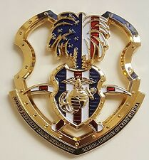USMC Marine Security Guard Detachment MSG-Det Riyadh Kingdom of Saudi Arabia CO