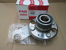 HONDA INTEGRA  REAR WHEEL HUB BEARING KIT FAG 713617270