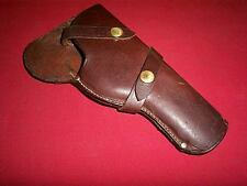 Old Red Head Leather Hand Gun Holster Right Hand 1219