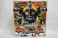 Bandai Power Rangers Goseiger dx Gosei Megaforce GROUND Megazord MIB