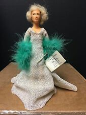 Peggy Nisbet Doll Jean Harlow in Bombshell Made in England 8 inch