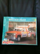 Revell Snaptite Tow Truck 1/25 Scale, New in Unopened Sealed Box, Wrecker
