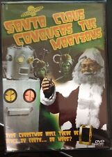 Santa Claus Conquers the Martians (DVD, 2005) Pia Zadora