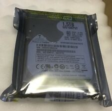 "WESTERN Digital Green WD15NPVT 1,5 TB 1500GB 10k 2.5 ""SATA server Hard Drive"