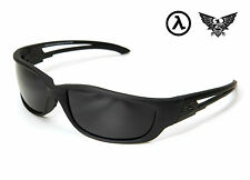 EDGE TACTICAL EYEWEAR BLADE RUNNER XL BLACK / G-15 LENS