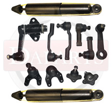 1990 Mazda B2200 Front Suspension Steering Shock Absorbers Ball Joints RH & LH