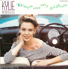 KYLIE MINOGUE Tears On My Pillows / We Know The Meaning Of Love OZ 45