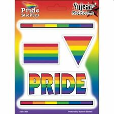 Gay Pride Sticker Value Pack