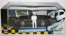 PORSCHE 911 997 II TURBO CONVERTIBLE TOP GEAR 2009 DARK GREY METAL MINICHAMPS 51