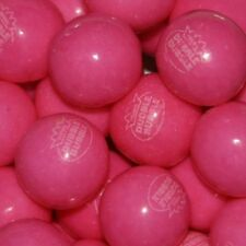 Dubble Bubble PINK LEMONADE Gumballs 3lbs Approximately 55 Gum Balls Per Pound