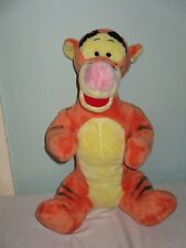Disney Tigger Soft Plush toy from Winnie the Pooh. 14 inches high