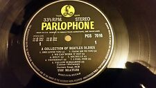 THE BEATLES A collection Of Oldies EARLIEST 1ST PRESSING UPGRADE COPY