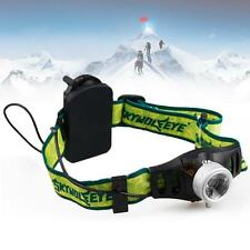 CREE Q5 LED 2000lumen Focus Outdoor Headlights 3 Modes Rechargeable Headlamp P7