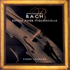 Integrale Des Suites Pour Violoncelle - Pierre Fournier (1999, CD NEU)2 DISC SET