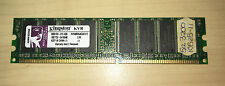 KINGSTON 512mb DDR RAM kvr400x64c3a/512 (pc3200 (ddr-400), 400 MHz, DIMM.