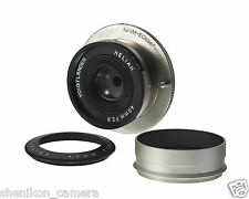 New Voigtlander HELIAR 40mm F2.8 Pancake VM-E Close Focus Mount Sony a7 a7R II