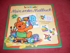 Lutz Mauder: Mein erstes Malbuch (mit bunten Vorlagen als Anregung) (neu) (LA)