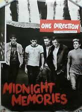 One Direction: Midnight Memories (2013) TAIWAN UNFOLDED PROMO POSTER