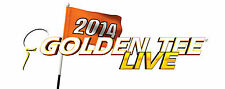 Golden Tee Live 2016 or Silver Strike X orPower Putt Live KIT ONLY Read B4 U BUY