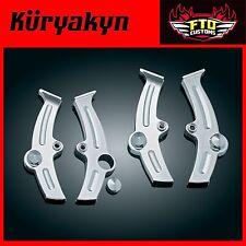 Kuryakyn Chrome Inner Primary Covers 86-99' Softail 8188