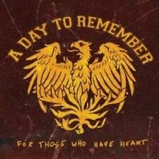 "A DAY TO REMEMBER ""FOR THOSE WHO HAVE..."" CD+DVD NEU"