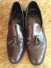 Bostonian men's wing  tip shoes size 11