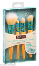 EcoTools Eco Tools 4 Piece BEAUTIFUL COMPLEXION Bamboo Make Up BRUSH SET