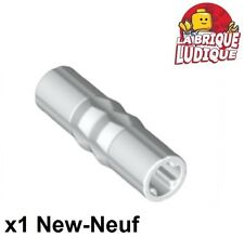 Lego technic - 1x Axe Axle driving ring connector gear blanc/white 18948 NEUF