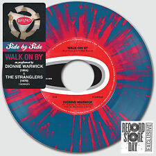 "The Stranglers/Dionne Warwick Walk On By 7"" VINYL RECORD STORE DAY RSD 2015"